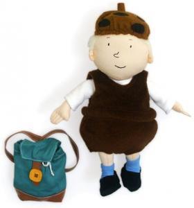 Billy (blød dukke)