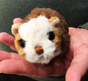 Panda Baby Jie Jie, Tøjdyr, 20cm