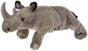 Jumbo Næsehorn, Stor Næsehorn, 76cm - Wild Republic | GetaTeddy.dk