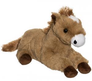 Dreamies Siddende bamse, 17cm, brun - Teddykompaniet