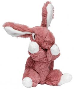 Kanin Lottie (lyserød), 16cm - Molli Toys