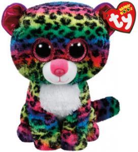 Beanie Boos Dotty (Flerfarvet Leopard) - TY Bamser