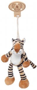 Diinglisar vedhæng, Tiger - Teddykompaniet