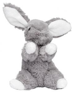 Kanin Lollo (grå), 16cm - Molli Toys