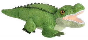 Alligator med lyd, 20cm - Wild Republic