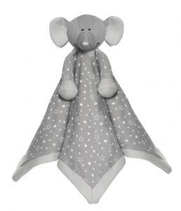Diinglisar Organic Sutteklud Elefant - Teddykompaniet