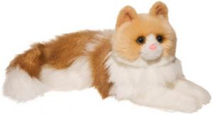 Ragdoll, kat, 40cm - Douglas Tøjdyr