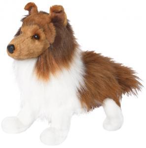 Sheltie (Shetland Sheepdog) - Douglas Tøjdyr