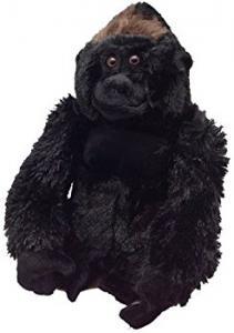 Gorilla, 30cm - Wild Republic | GetaTeddy.dk