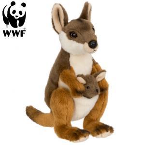 Wallaby med baby - WWF (Verdensnaturfonden)