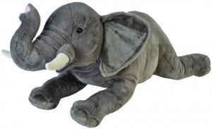 Jumbo Elefant, Stor Elefant, 76cm - Wild Republic | GetaTeddy.dk