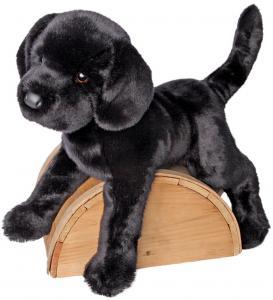 Sort Labrador - Douglas tøjdyr
