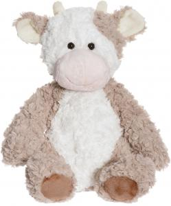 Softies ko Klara, 28cm - Teddykompaniet