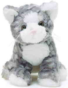 Teddy Kat, gråtabby - Teddykompaniet