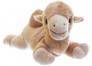 Varmebamse Pony Polly | GetaTeddy.dk