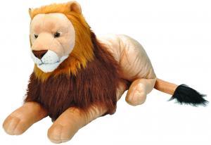 Jumbo Løve, Stor Løve, 76cm - Wild Republic | GetaTeddy.dk