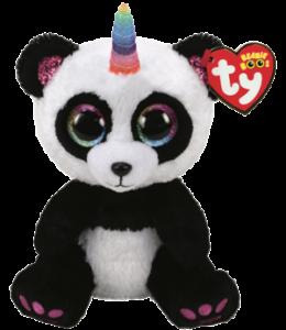 Beanie Boos Paris (Panda med horn)- TY Bamser
