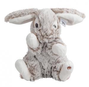 Kanin Lucy (grå/brun), 16cm - Molli Toys