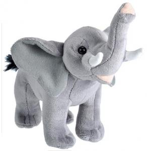 Elefant med lyd, 20cm - Wild Republic