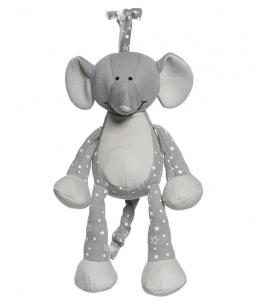 Diinglisar Organic Spilledåse Elefant - Teddykompaniet