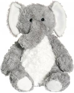 Softies elefant Elias, 28cm - Teddykompaniet