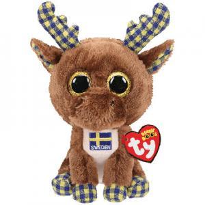 Beanie Boos Birger (Elg Sweden) - TY Bamser
