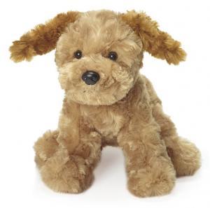 Teddy Dogs, Brun, 25cm - Teddykompaniet