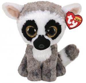 Beanie Boos Linus (Lemur) - TY Bamser