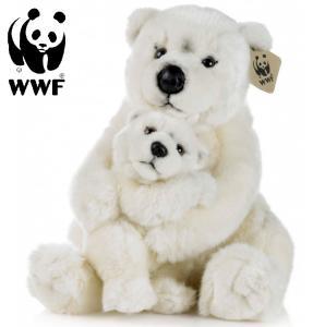 Isbjørn med baby - WWF (Verdensnaturfonden)