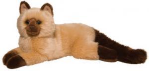 Himalayan kat, 40cm - Douglas Tøjdyr