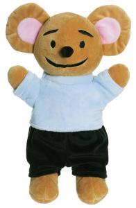 Pino, blød dukke - Teddykompaniet