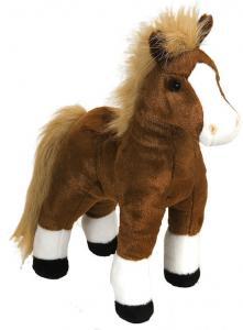 Hest, brune, 30cm - Wild Republic