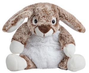 Kanin Marvin (brun), 21cm - Molli Toys | GetaTeddy.dk
