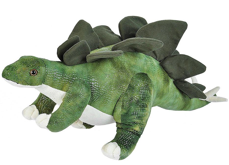 Stor Dinosaur Stegosaurus, 70cm - Wild Republic