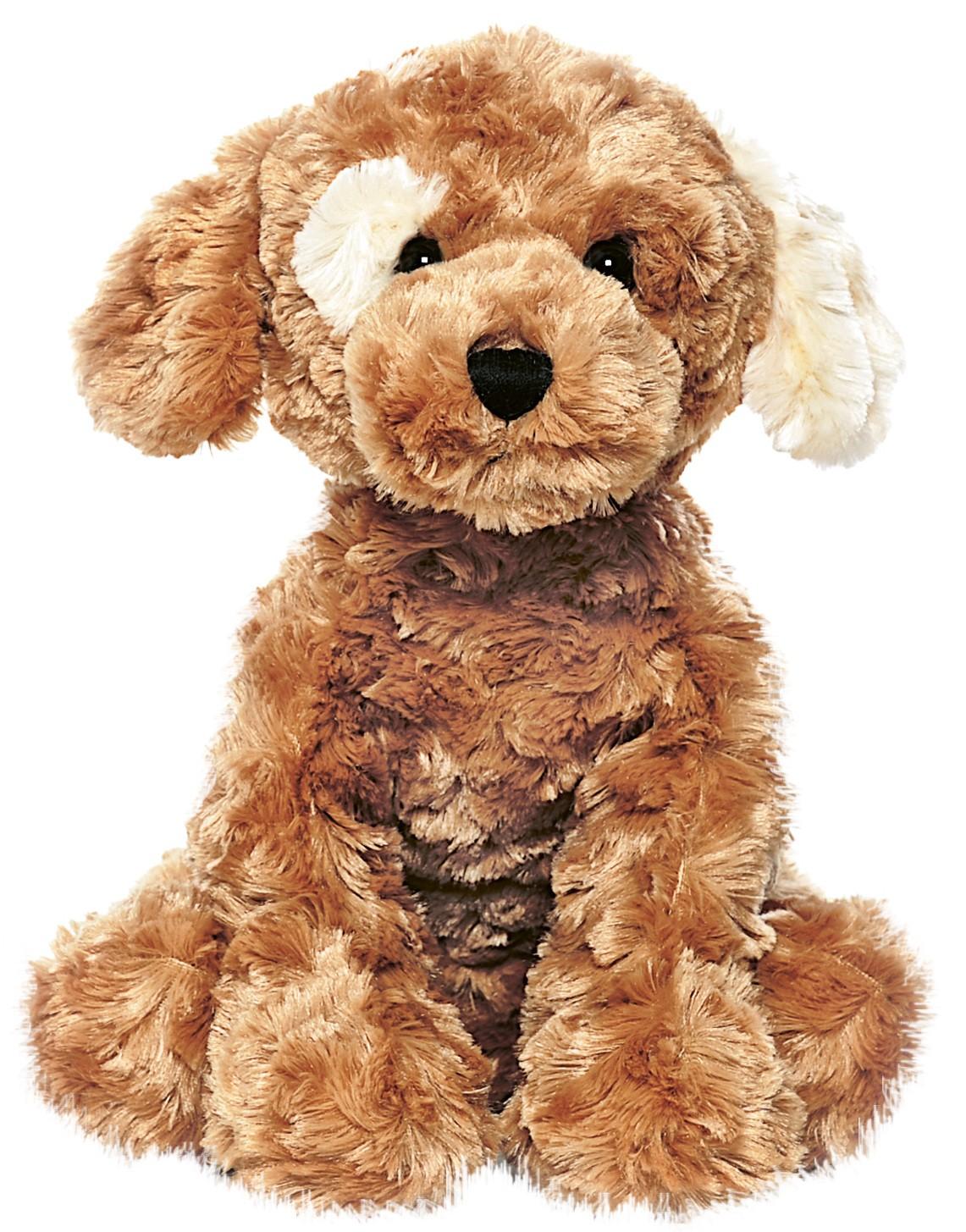 Teddy Hund, brun - Teddykompaniet