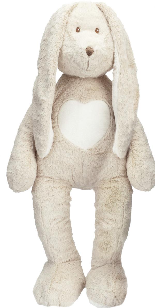 Kanin Teddy Cream XL, 70cm - Teddykompaniet