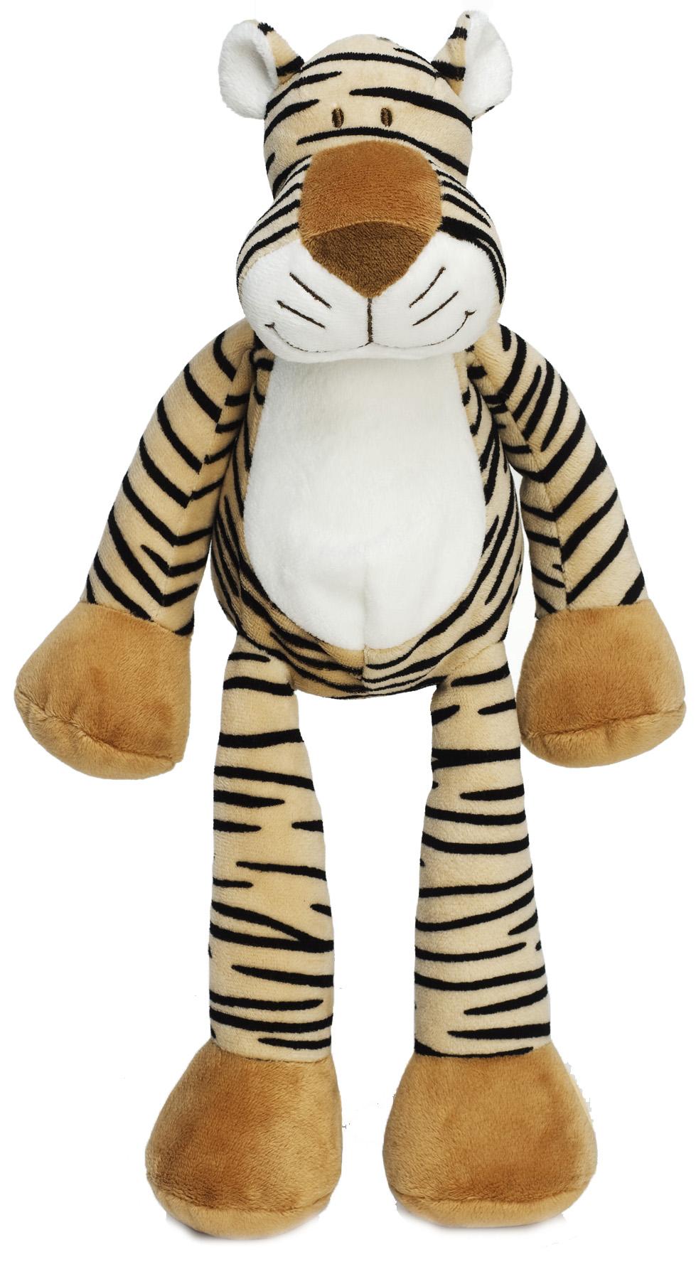 Diinglisar Tøjdyr, Tiger, 34cm - Teddykompaniet