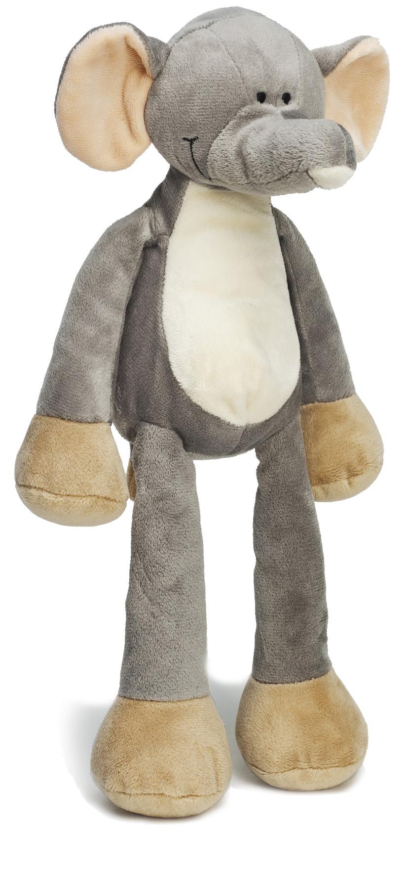 Diinglisar Tøjdyr, Elefant, 34cm - Teddykompaniet