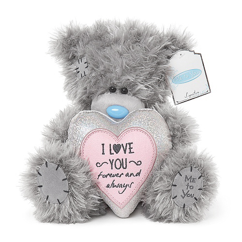 Bamse, I love you forever and always, 20cm - Me to you