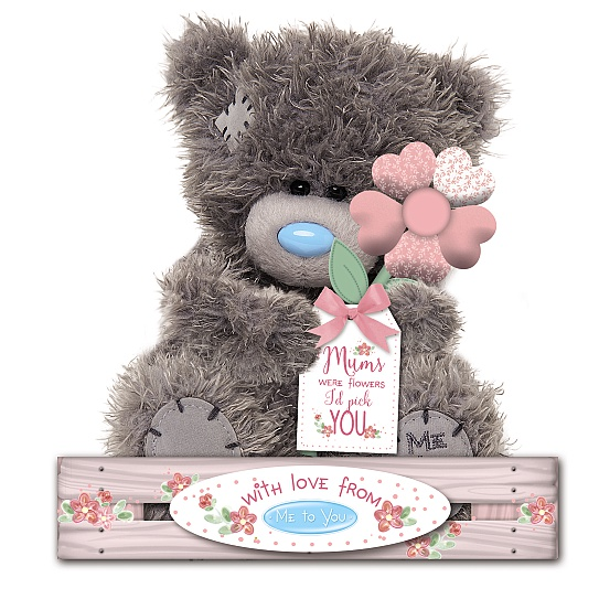 Bamse, If Mums were flowers, 15cm - Me To You