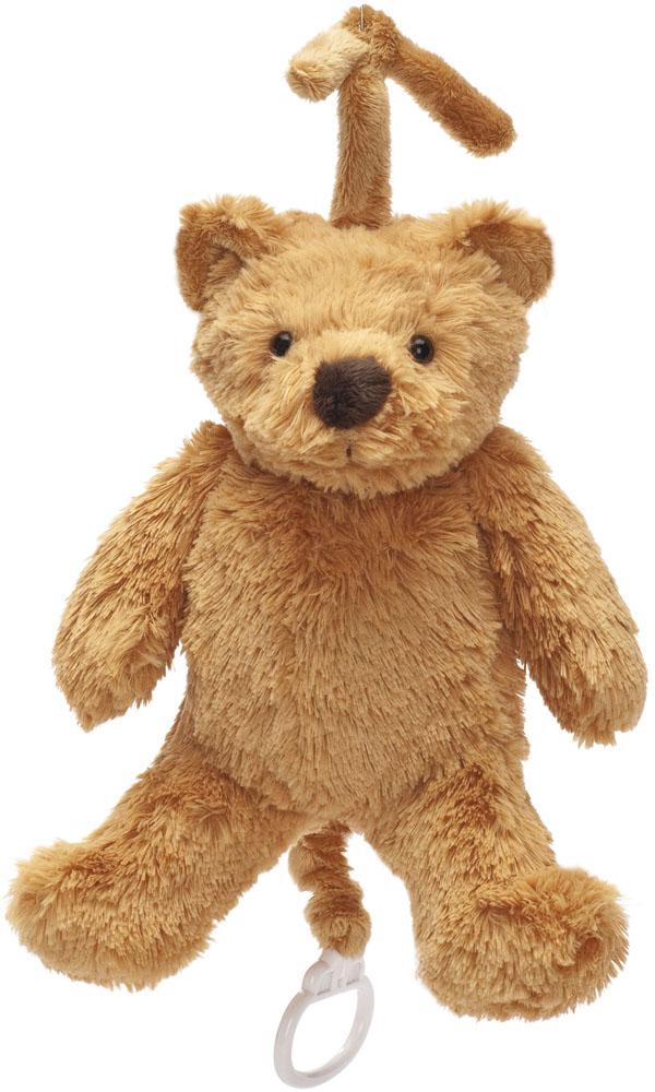Speldosa Bamse Mange, 27cm - Teddykompaniet (Twinkle twinkle little star)
