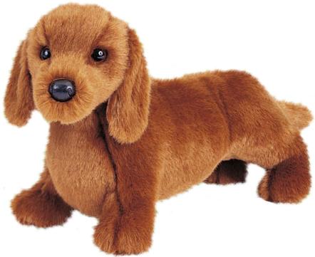 Gravhund Brune - Douglas tøjdyr