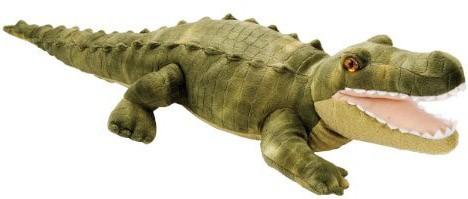 Alligator, 65cm - Wild Republic