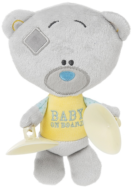 Tatty Teddy Baby on Board - Me to you