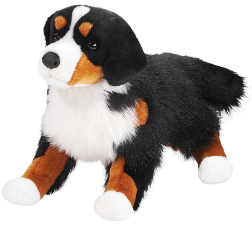 Stor Berner Sennenhund - Douglas tøjdyr