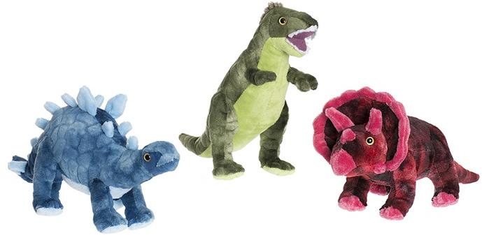 Teddy Dino - Teddykompaniet (Grøn (T-rex))