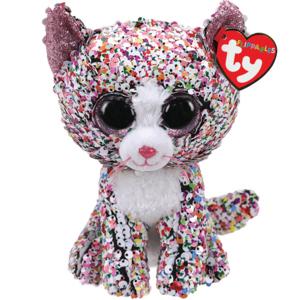 Flippables Confetti (Kat) - TY Bamser