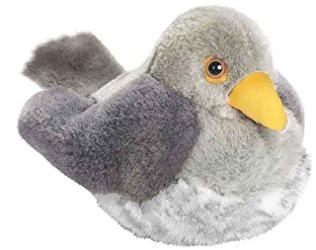 Gøg med fugl vokalisering, 14cm - Wild Republic