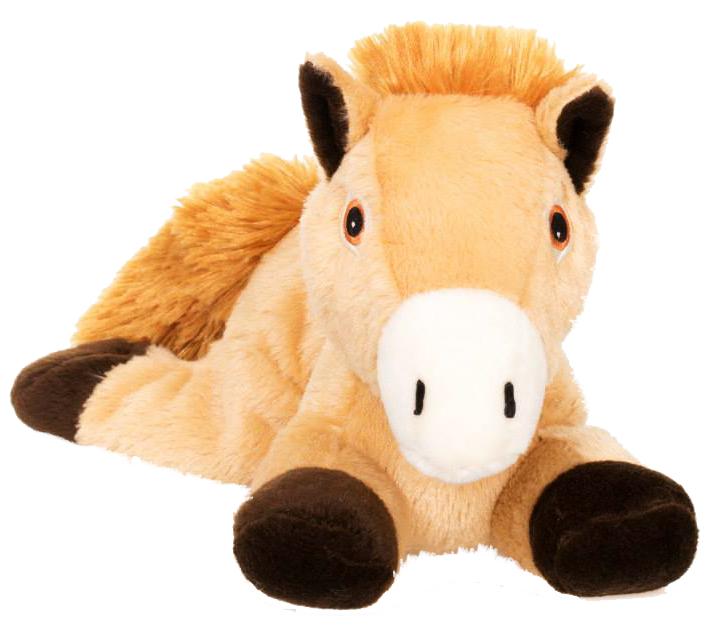 Varmebamse Ponyn Polly - Habibi Plush