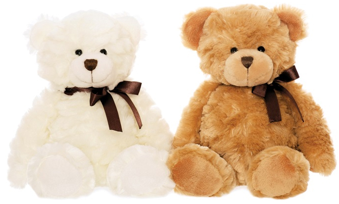 Bamse Harry, 30cm - Teddykompaniet (Brun pels)
